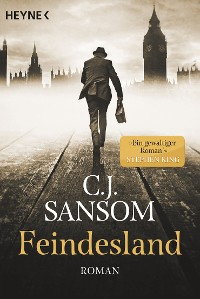Cover Feindesland