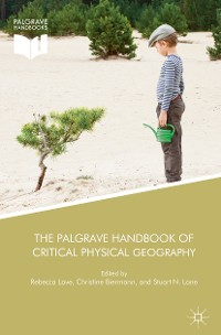 Cover The Palgrave Handbook of Critical Physical Geography