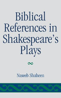 Cover Biblical References in Shakespeare's Plays
