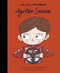 Cover Ayrton Senna