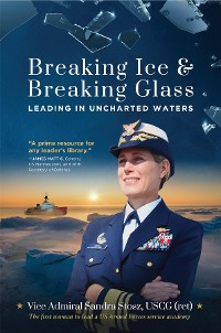 Cover Breaking Ice and Breaking Glass