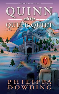 Cover Quinn and the Quiet, Quiet