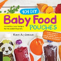 Cover 101 DIY Baby Food Pouches