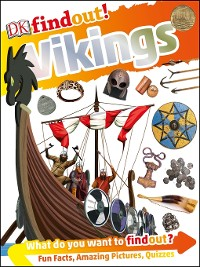 Cover DKfindout! Vikings