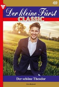 Cover Der kleine Fürst Classic 49 – Adelsroman
