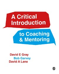 Cover A Critical Introduction to Coaching and Mentoring