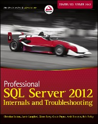 Cover Professional SQL Server 2012 Internals and Troubleshooting