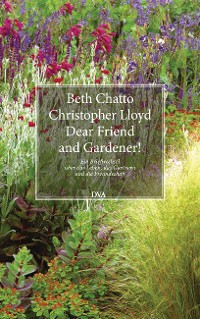 Cover Dear Friend and Gardener!