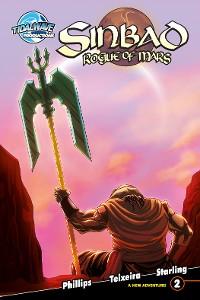 Cover Sinbad Rogue of Mars #2 Volume 2