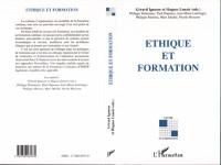 Cover Ethique et Formation