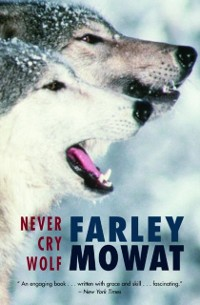Cover Never Cry Wolf