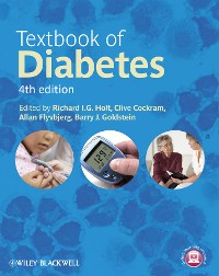 Cover Textbook of Diabetes