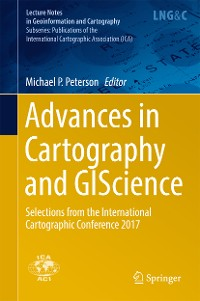 Cover Advances in Cartography and GIScience