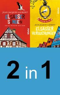 Cover Elsässer Sünden & Elsässer Versuchung