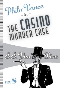 Cover The Casino Murder Case