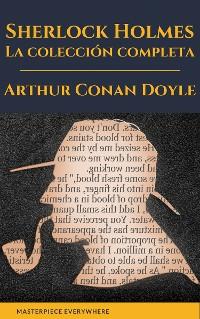 Cover Sherlock Holmes: La colección completa (Clásicos de la literatura)
