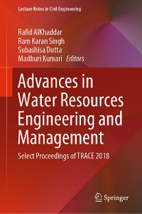 Cover Advances in Water Resources Engineering and Management