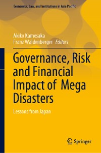 Cover Governance, Risk and Financial Impact of  Mega Disasters