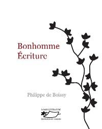 Cover Bonhomme Ecriture