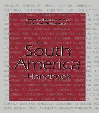 Cover South America Handbook