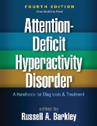 Cover Attention-Deficit Hyperactivity Disorder, Fourth Edition