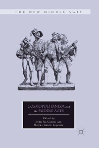 Cover Cosmopolitanism and the Middle Ages