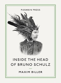 Cover Inside the Head of Bruno Schulz