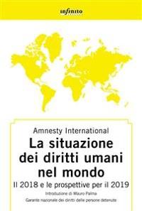Cover La situazione dei diritti umani nel mondo