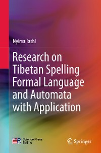Cover Research on Tibetan Spelling Formal Language and Automata with Application