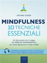 Cover Mindfulness. 10 tecniche essenziali