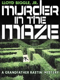 Cover Murder in the Maze