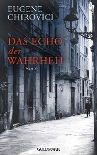 Cover Das Echo der Wahrheit