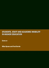 Cover Students, Staff and Academic Mobility in Higher Education
