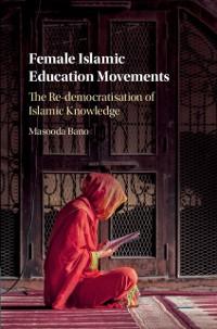 Cover Female Islamic Education Movements