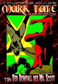 Cover TEUFELSJÄGER 014: Der Reinfall des Mr. Scott