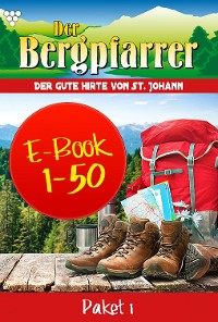 Cover Der Bergpfarrer Paket 1 – Heimatroman