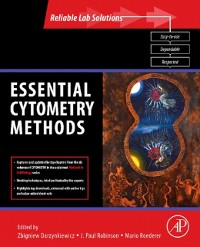 Cover Essential Cytometry Methods