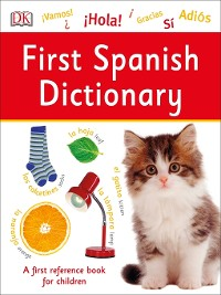 Cover First Spanish Dictionary