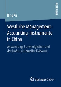 Cover Westliche Management-Accounting-Instrumente in China