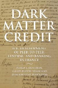 Cover Dark Matter Credit