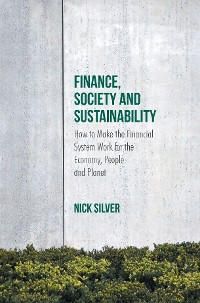 Cover Finance, Society and Sustainability