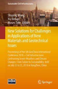 Cover New Solutions for Challenges in Applications of New Materials and Geotechnical Issues