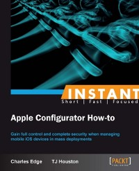Cover Instant Apple Configurator How-to