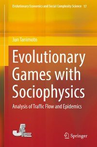 Cover Evolutionary Games with Sociophysics