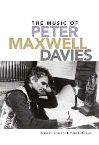 Cover The Music of Peter Maxwell Davies