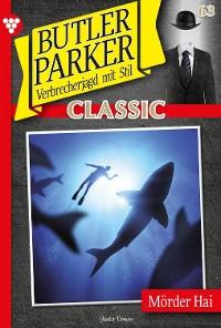 Cover Butler Parker Classic 63 – Kriminalroman