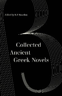Cover Collected Ancient Greek Novels