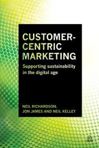 Cover Customer-Centric Marketing