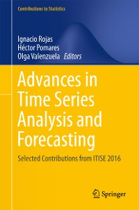 Cover Advances in Time Series Analysis and Forecasting