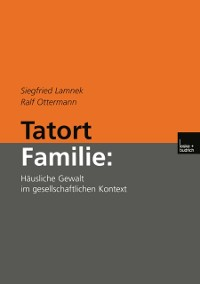 Cover Tatort Familie: